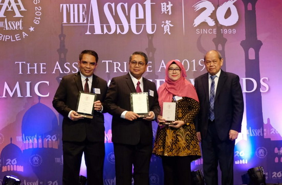 The Asset Triple A Islamic Finance Awards 2019